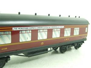 "Ace Trains O Gauge LMS C2 ""Merseyside Express"" Tinplate Coaches x5 Set Boxed image 5"