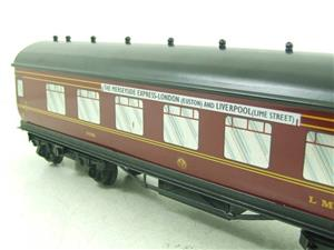 "Ace Trains O Gauge LMS C2 ""Merseyside Express"" Tinplate Coaches x5 Set Boxed image 6"