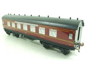 "Ace Trains O Gauge LMS C2 ""Merseyside Express"" Tinplate Coaches x5 Set Boxed image 7"