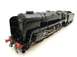 Gauge 1 Aster BR Black Class 9F Loco & Tender 2-10-0 R/N 92214 Live Steam Direct From Aster UK image 2