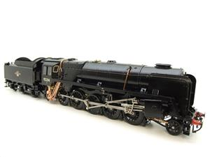 Gauge 1 Aster BR Black Class 9F Loco & Tender 2-10-0 R/N 92214 Live Steam Direct From Aster UK image 3