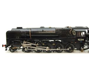 Gauge 1 Aster BR Black Class 9F Loco & Tender 2-10-0 R/N 92214 Live Steam Direct From Aster UK image 4