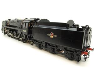 Gauge 1 Aster BR Black Class 9F Loco & Tender 2-10-0 R/N 92214 Live Steam Direct From Aster UK image 7
