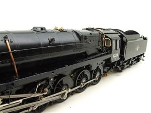 Gauge 1 Aster BR Black Class 9F Loco & Tender 2-10-0 R/N 92214 Live Steam Direct From Aster UK image 8
