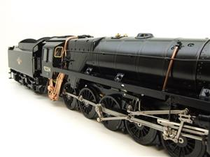 Gauge 1 Aster BR Black Class 9F Loco & Tender 2-10-0 R/N 92214 Live Steam Direct From Aster UK image 10