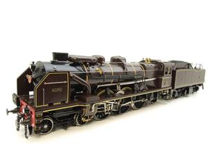 "Gauge 1 Aster Chapelons ""NORD"" 4-6-2 Loco & Tender R/N 3.1192 Live Steam Direct From Aster UK image 3"