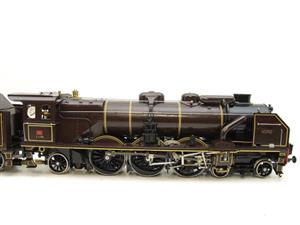 "Gauge 1 Aster Chapelons ""NORD"" 4-6-2 Loco & Tender R/N 3.1192 Live Steam Direct From Aster UK image 4"