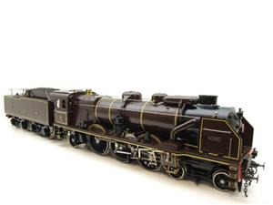 "Gauge 1 Aster Chapelons ""NORD"" 4-6-2 Loco & Tender R/N 3.1192 Live Steam Direct From Aster UK image 6"