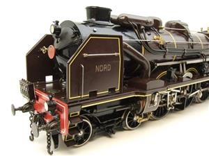 "Gauge 1 Aster Chapelons ""NORD"" 4-6-2 Loco & Tender R/N 3.1192 Live Steam Direct From Aster UK image 7"