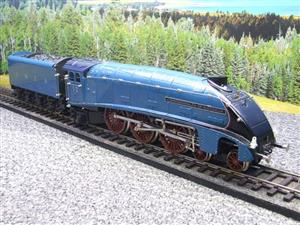 "Ace Trains O Gauge E4 A4 Pacific LNER Blue ""Commonwealth of Australia"" R/N 12 Electric 3 Rail Boxed image 3"