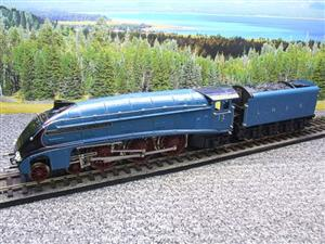 "Ace Trains O Gauge E4 A4 Pacific LNER Blue ""Commonwealth of Australia"" R/N 12 Electric 3 Rail Boxed image 4"