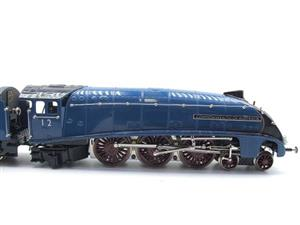 "Ace Trains O Gauge E4 A4 Pacific LNER Blue ""Commonwealth of Australia"" R/N 12 Electric 3 Rail Boxed image 5"