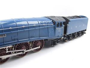 "Ace Trains O Gauge E4 A4 Pacific LNER Blue ""Commonwealth of Australia"" R/N 12 Electric 3 Rail Boxed image 8"