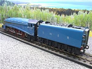 "Ace Trains O Gauge E4 A4 Pacific LNER Blue ""Commonwealth of Australia"" R/N 12 Electric 3 Rail Boxed image 10"