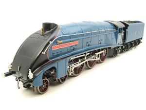 "Darstaed O Gauge LNER Blue A4 Pacific ""Dominion of Canada"" R/N 10 Electric 3 Rail Bxd image 2"