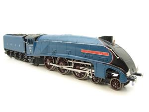 "Darstaed O Gauge LNER Blue A4 Pacific ""Dominion of Canada"" R/N 10 Electric 3 Rail Bxd image 3"