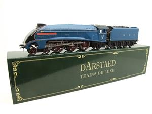 "Darstaed O Gauge LNER Blue A4 Pacific ""Dominion of Canada"" R/N 10 Electric 3 Rail Bxd image 4"