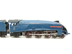 "Darstaed O Gauge LNER Blue A4 Pacific ""Dominion of Canada"" R/N 10 Electric 3 Rail Bxd image 5"