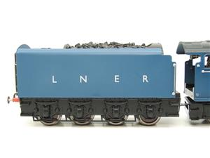 "Darstaed O Gauge LNER Blue A4 Pacific ""Dominion of Canada"" R/N 10 Electric 3 Rail Bxd image 6"