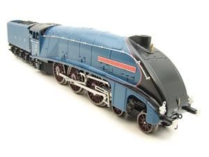 "Darstaed O Gauge LNER Blue A4 Pacific ""Dominion of Canada"" R/N 10 Electric 3 Rail Bxd image 7"
