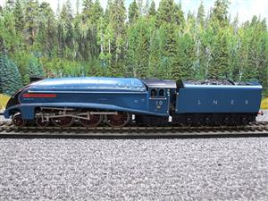 "Darstaed O Gauge LNER Blue A4 Pacific ""Dominion of Canada"" R/N 10 Electric 3 Rail Bxd image 9"