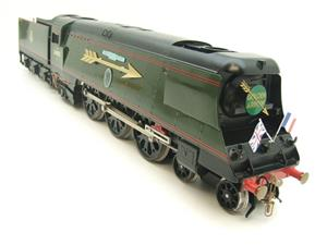 "Ace Trains O Gauge E9S1 Bulleid Pacific BR ""Sir Winston Churchill"" R/N 34051 Electric 2/3 Rail Boxed image 2"