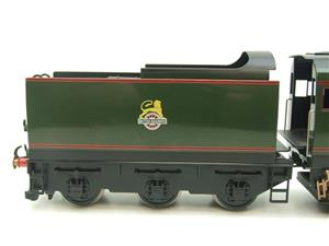 "Ace Trains O Gauge E9S1 Bulleid Pacific BR ""Sir Winston Churchill"" R/N 34051 Electric 2/3 Rail Boxed image 6"
