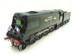 "Ace Trains O Gauge E9S1 Bulleid Pacific BR ""Sir Winston Churchill"" R/N 34051 Electric 2/3 Rail Boxed image 7"