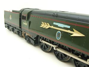 "Ace Trains O Gauge E9S1 Bulleid Pacific BR ""Sir Winston Churchill"" R/N 34051 Electric 2/3 Rail Boxed image 8"