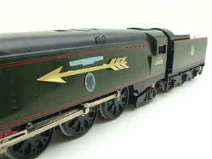 "Ace Trains O Gauge E9S1 Bulleid Pacific BR ""Sir Winston Churchill"" R/N 34051 Electric 2/3 Rail Boxed image 10"