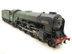 "Gauge 1 Brass BR A1 Peppercorn Class Loco & Tender ""Sea Eagle"" R/N 60139 Fine Scale R/Controlled image 2"