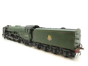 "Gauge 1 Brass BR A1 Peppercorn Class Loco & Tender ""Sea Eagle"" R/N 60139 Fine Scale R/Controlled image 7"