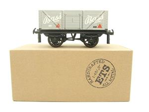 "ETS-WJ Vintage O Gauge PO Seven Plank ""Bass Beer"" Open Wagon Boxed Limited Edition image 1"