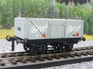 "ETS-WJ Vintage O Gauge PO Seven Plank ""Bass Beer"" Open Wagon Boxed Limited Edition image 4"