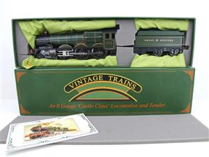 "Ace Trains Darstaed O Gauge GWR Castle Class ""Great Western"" R/N 7007 Electric 3 Rail Bxd image 1"