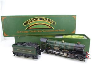 "Ace Trains Darstaed O Gauge GWR Castle Class ""Great Western"" R/N 7007 Electric 3 Rail Bxd image 2"