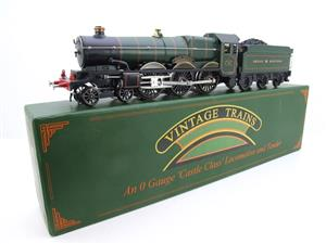 "Ace Trains Darstaed O Gauge GWR Castle Class ""Great Western"" R/N 7007 Electric 3 Rail Bxd image 5"
