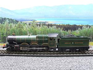 "Ace Trains Darstaed O Gauge GWR Castle Class ""Great Western"" R/N 7007 Electric 3 Rail Bxd image 6"