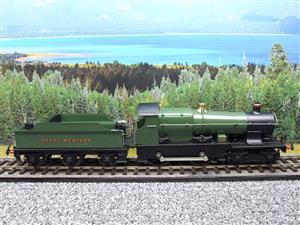 "Ace Trains O Gauge E16 Bulldog ""Great Western"" Bird Unlined Green Loco & Tender Electric 2/3 Rail image 4"