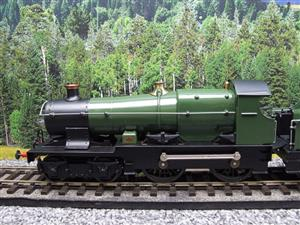 "Ace Trains O Gauge E16 Bulldog ""Great Western"" Bird Unlined Green Loco & Tender Electric 2/3 Rail image 5"