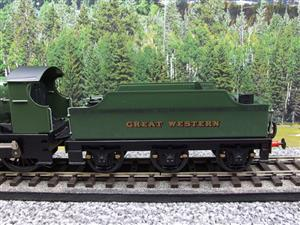 "Ace Trains O Gauge E16 Bulldog ""Great Western"" Bird Unlined Green Loco & Tender Electric 2/3 Rail image 6"