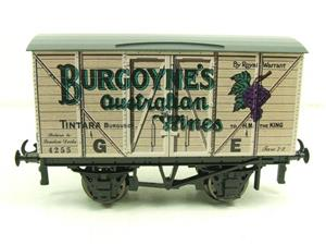 "Darstaed O Gauge GE Advertising Van ""Burgoynes Wines"" R/N 4255 Ltd Edition image 1"