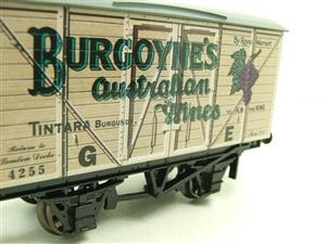"Darstaed O Gauge GE Advertising Van ""Burgoynes Wines"" R/N 4255 Ltd Edition image 3"