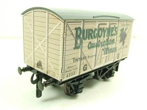 "Darstaed O Gauge GE Advertising Van ""Burgoynes Wines"" R/N 4255 Ltd Edition image 5"