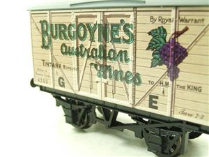 "Darstaed O Gauge GE Advertising Van ""Burgoynes Wines"" R/N 4255 Ltd Edition image 6"