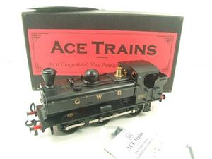 "Ace Trains O Gauge ""SC/1 Spark Arrestor Chimney"" For use on E21 Panniers Locomotives image 3"