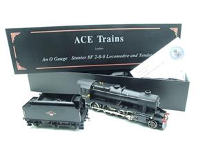 Ace Trains O Gauge E38H, Late Post 56 BR Satin Black Class 8F, 2-8-0 Locomotive and Tender R/N 48773 image 2