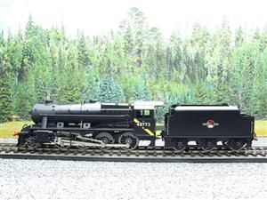 Ace Trains O Gauge E38H, Late Post 56 BR Satin Black Class 8F, 2-8-0 Locomotive and Tender R/N 48773 image 3