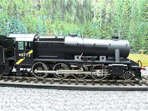 Ace Trains O Gauge E38H, Late Post 56 BR Satin Black Class 8F, 2-8-0 Locomotive and Tender R/N 48773 image 4