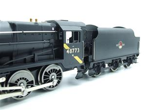 Ace Trains O Gauge E38H, Late Post 56 BR Satin Black Class 8F, 2-8-0 Locomotive and Tender R/N 48773 image 6